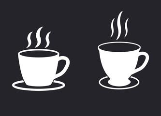 Coffee  vector icon.
