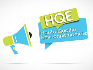 mégaphone : HQE