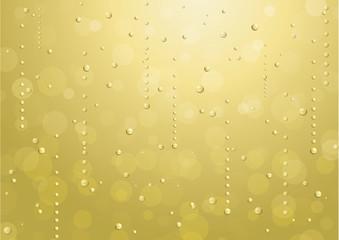 Champagne bulles de fête