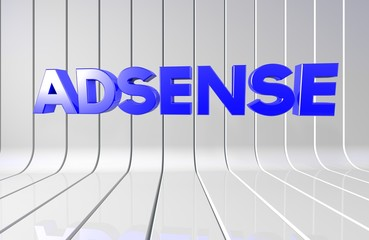 Adsense, 3D Tipografi