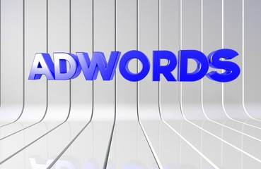 Adwords, 3D Tipografi