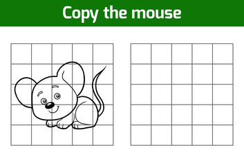 Copy the picture (mouse)