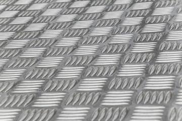 Metallstrukturen im Detail