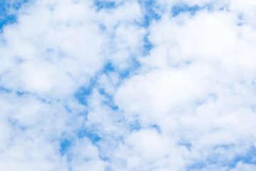 Fototapete - clouds and sky background