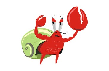 Mr. Hermit Crabs