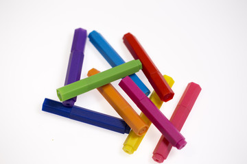 Colorful Permanent Markers