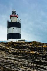 Hook Head Leuchtturm bei Waterford in Irland