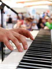 Concert Piano électrique