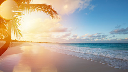 Art Summer vacation ocean beach