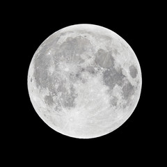 Full Moon - super moon