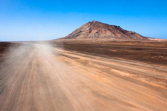 Cape Verde crazy ride to Calhau Volcano