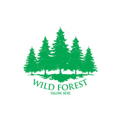 search photos forest logo