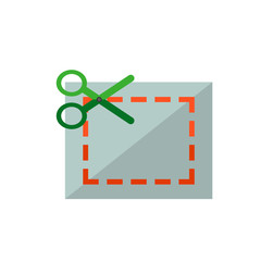 Cutting Scissors Icon