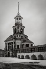 Boris and Gleb Monastery in the town of Torzhok.