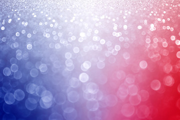 Red White and Blue Background