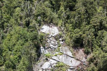 Mountainside Cliff Face