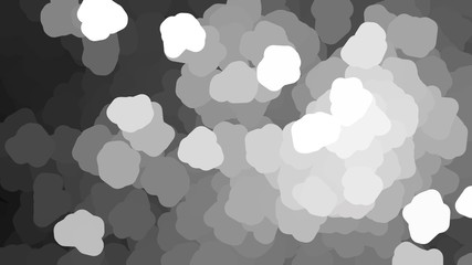 Abstract grey creative background