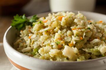 Organic Paleo Cauliflower Rice