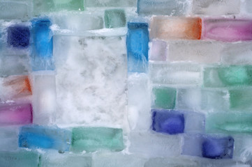 Color ice