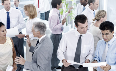 Meeting Business Corporate Brainstorming Teamwork Concept