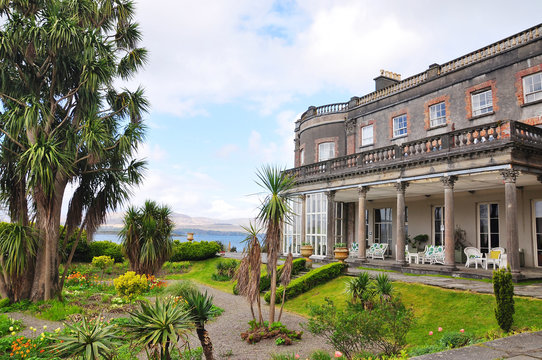 Bantry House and Garden, Ireland