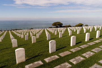 Fort Rosecrans National Cemetery Cabrillo National Monument
