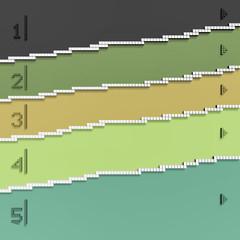Bloc-notes pixel