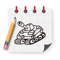 Doodle Tank