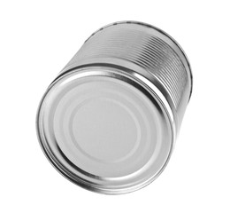iron tin can