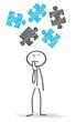 stickman puzzle