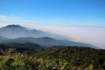 Doi Inthanon national park, ChiangMai, Thailand