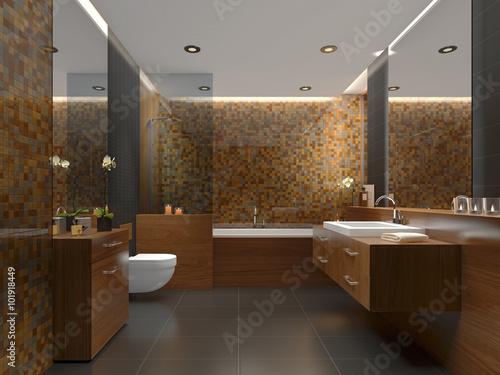 Badezimmer Keramik