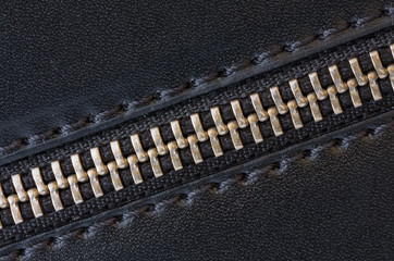 Zipper- closed