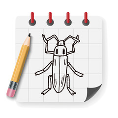 insect doodle