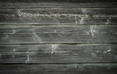 Grey wooden boards, grunge and old, texture background