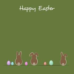 Osterhasen - Happy Easter