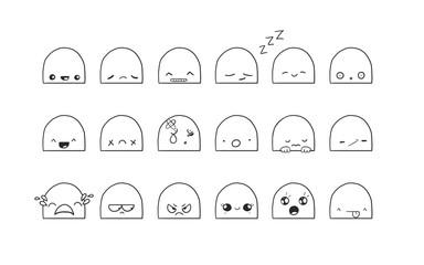 Doodle Faces