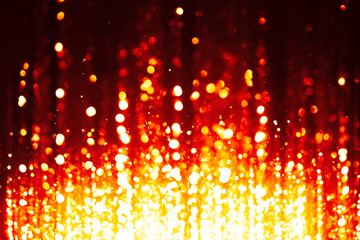 Wall Mural - Abstract lights like fire background