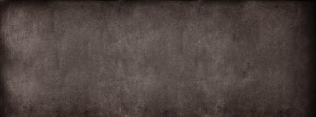 Brown Classroom Blackboard Background. Chalk Erased