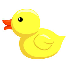 Illustration of Rubber Duck