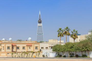 Faisaliah Tower in Riad