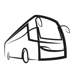 autobus wektor
