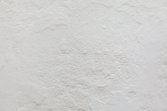 White stucco wall. Background texture