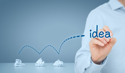 Idea and creative process