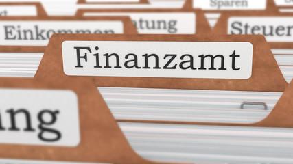 Finanzamt Register