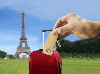 get a hotel in paris