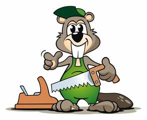 Beaver Carpenter Saw