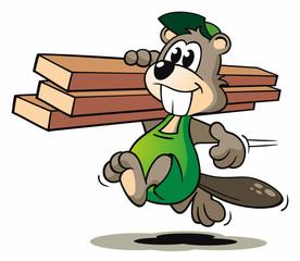 Beaver Carpenter transport