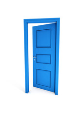 Tür offen