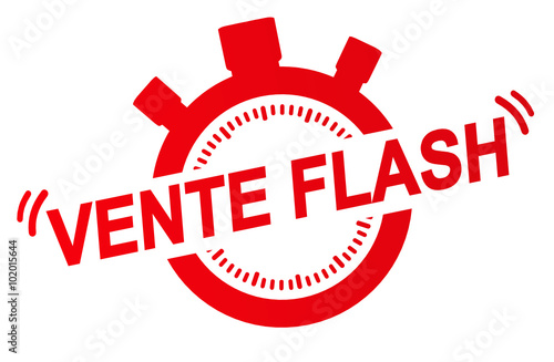 Vente flash chronom tre fichier vectoriel libre de droits sur la - Vente flash electromenager ...